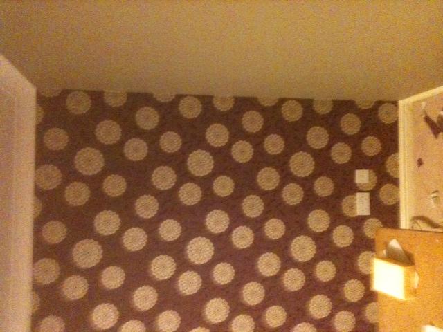 paper hanging 4   a amp d decor edinburgh painters
