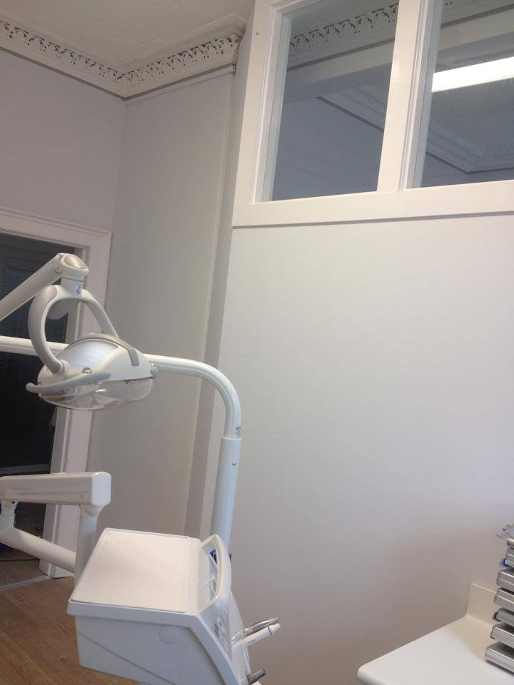 Ardmillan Dental Practice Painting (3)